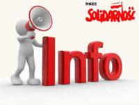 Informacje dla członków Sekcji Emerytów i Rencistów – aktualizacja (koszt wycieczki do Szczawnicy)